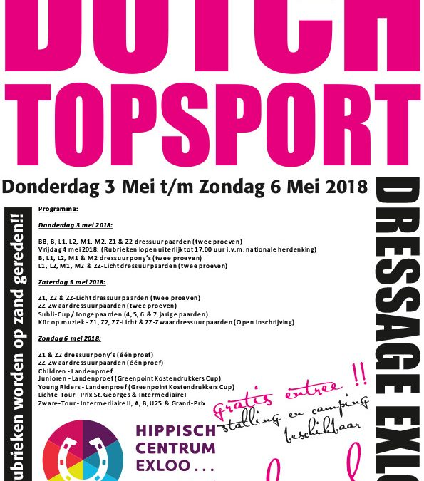 Topsport Dressuur Exloo
