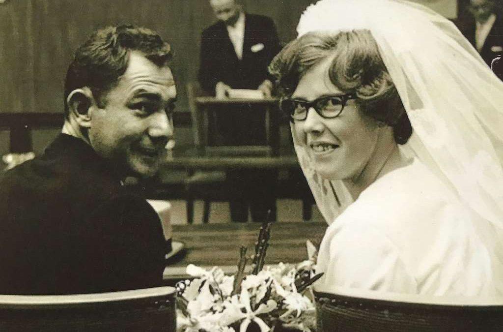 Albert & Klaasje zijn 50 jaar getrouwd!
