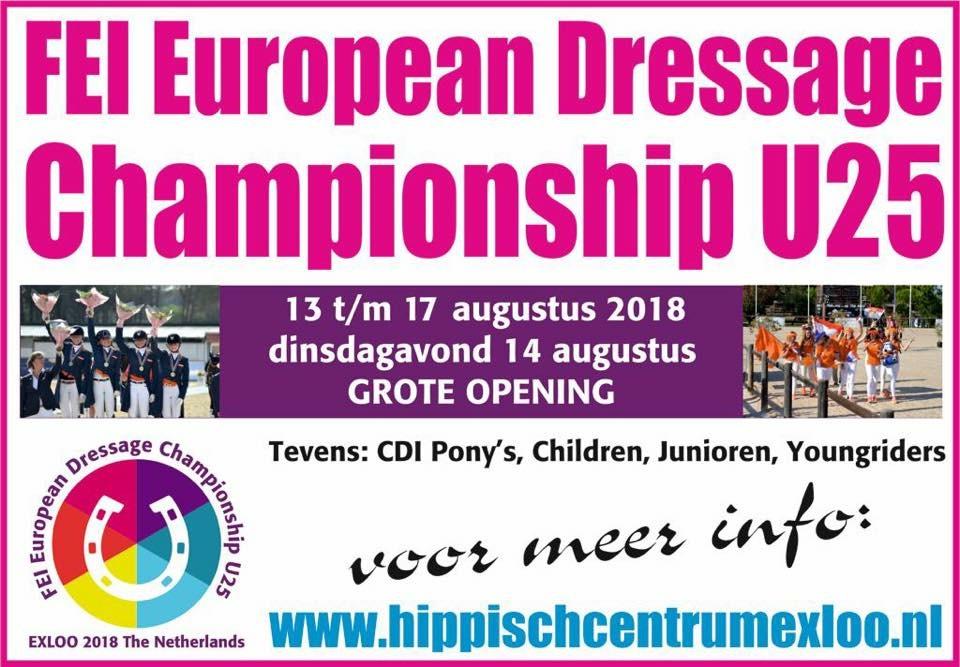 FEI European Dressage Championship U25