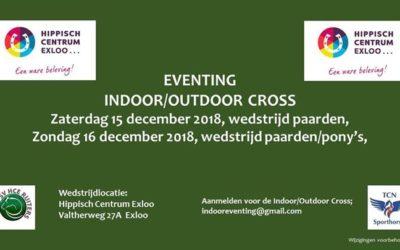 Eventing indoor / outdoor cross