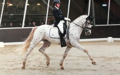 Anniek van Dulst: Topsport Dressuur HCE